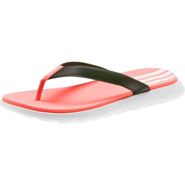 adidas Adilette Damen Comfort Flip Flop Sandale Slides Zehentrenner