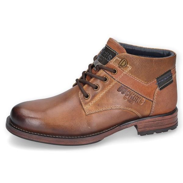 DOCKERS by Gerli Herren Combat Boots Uroua Stiefeletten Stiefel elegante Boots