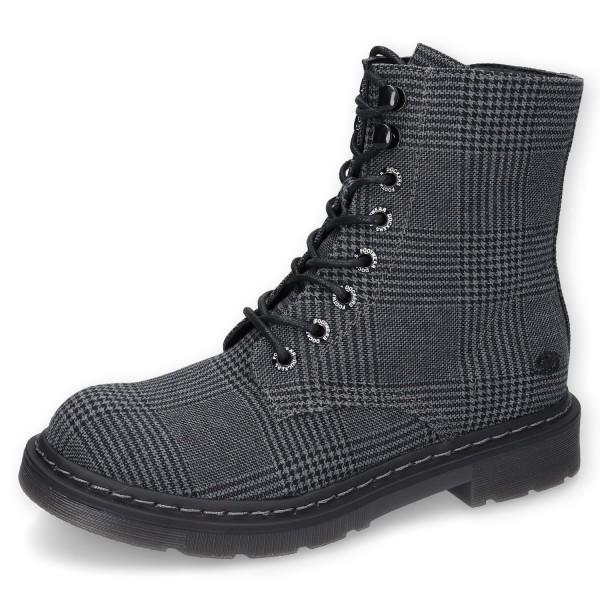 Dockers by Gerli Damen 45TS201-740123 Mode Stiefel Desert Boots Combat Boots