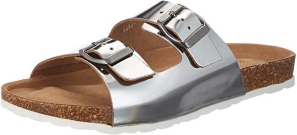 MARCO TOZZI Damen 27405 Pantolette Slipper Sandale Sandalette Hauschuh Party