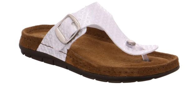 Rohde Rodigo-D Damen Pantolette Sandale Sandalette Zehentrenner Komfortfußbett