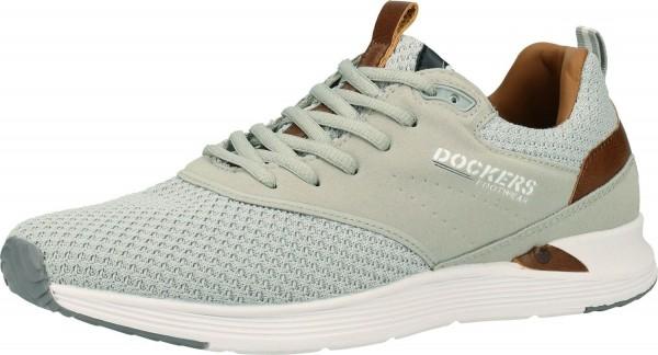 Dockers by Gerli Herren Sportiver Schnürer Sock Sneaker Low Top