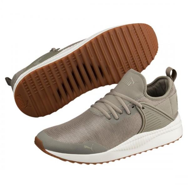 Puma Pacer Next Cage Laufschuhe Vintage Schuhe Turnschuhe 365284 Elephant Skin