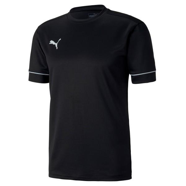 PUMA Training teamGOAL Herren Jersey Core Tee / T-Shirt Kurzarm Funktionshirt