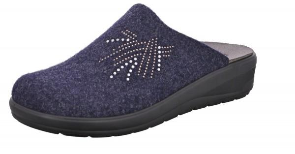 Rohde Catania Damen Pantoffeln Pantolette Cloqs Hausschuhe Komfortschuhe