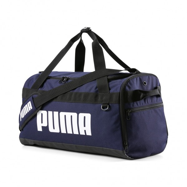 PUMA Unisex Challenger Duffel Bag Sporttasche M Blau