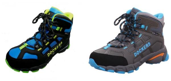 Dockers by Gerli Kinder - Unisex Winter Boots Wasserdicht Docktex