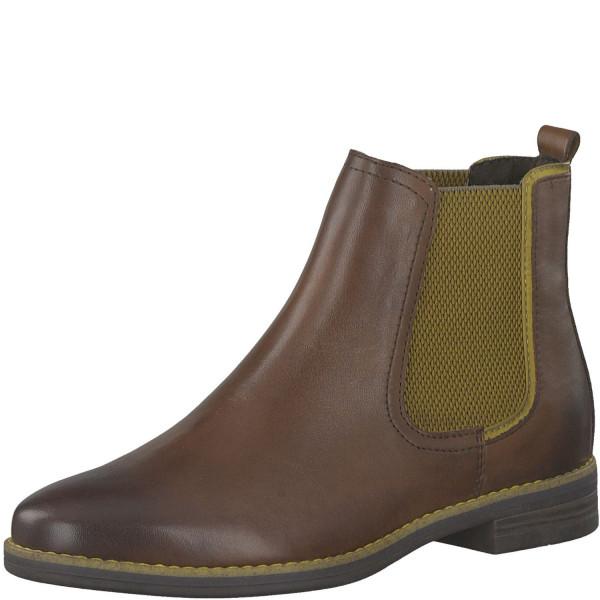 Marco Tozzi Damen Stiefeletten Chelsea Boots 2-25340