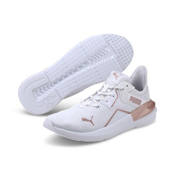 Puma Damen PLATINUM Metallic Fitnessschuh Joggingschuh Sneaker