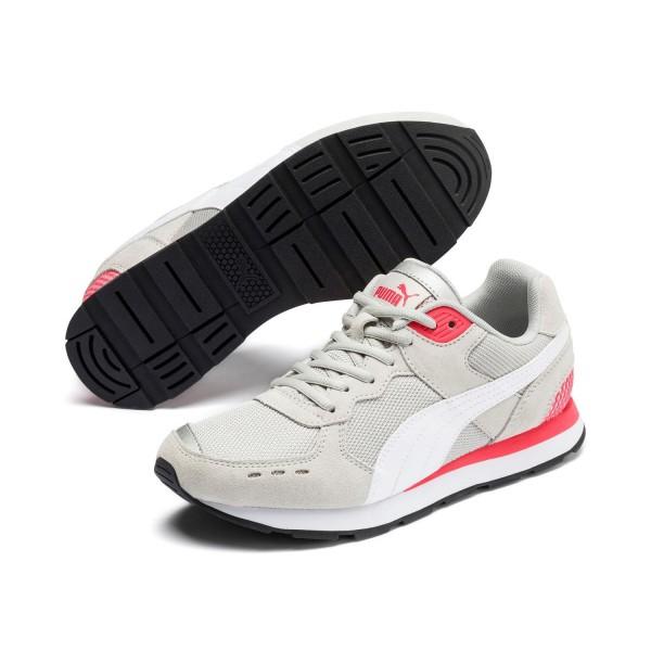 Puma VISTA Unisex Sneaker Turnschuhe Mesh Retro Gray