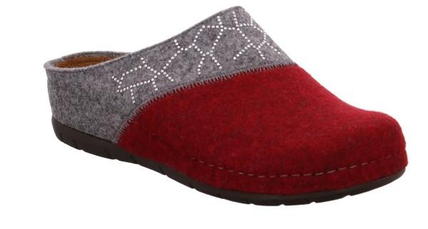 Rohde Rodigo Damen Pantoffeln Pantolette Cloqs Hausschuhe 6030