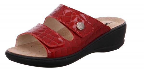 Rohde Herne Damen Pantoletten Hausschuhe Komfortschuhe Sandale Wechselfußbett