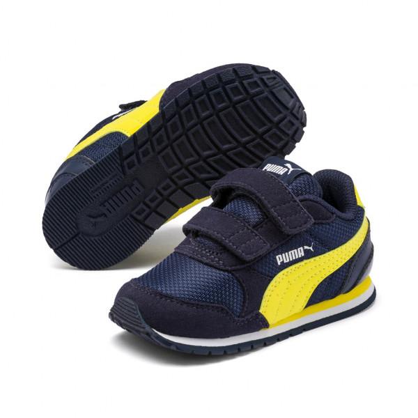 Puma St Runner Mesh v2 V Inf Baby Sneaker Retro 367137