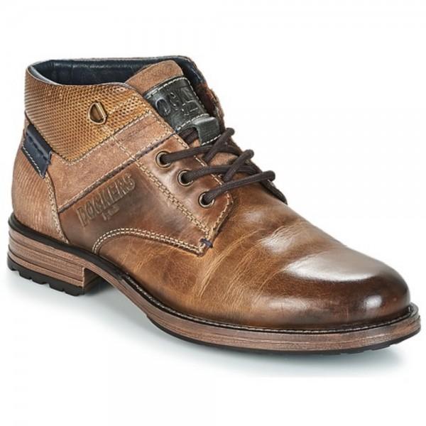 DOCKERS by Gerli Herren Combat Boots Uroua Stiefeletten Stiefel