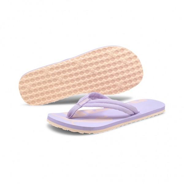 PUMA Zehentrenner EPIC Flip v2 Unisex Lila Light Lavender - Cloud Pink