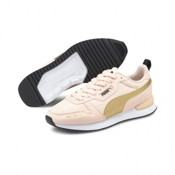 PUMA R78 WMN'S METALLIC FS Damen Sneaker Low Top Turnschuhe