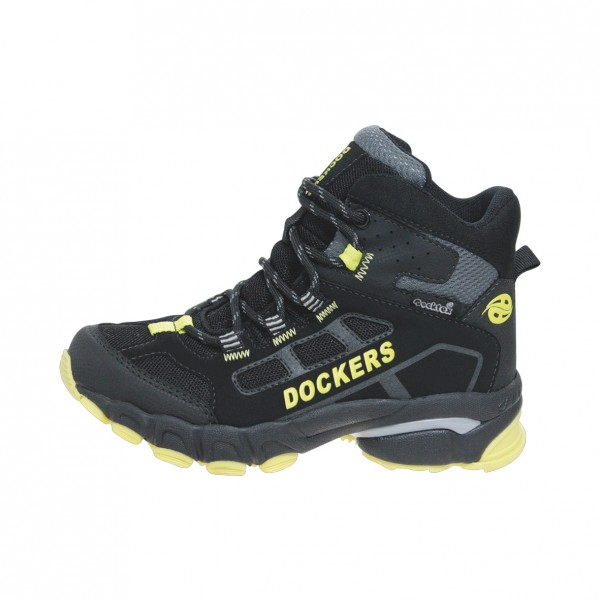 Dockers by Gerli Unisex Kinder Trekking-& Wanderstiefel Wasserdicht