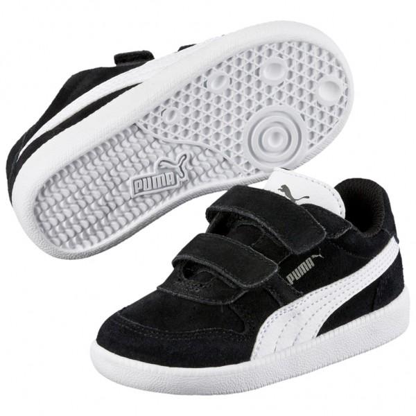 Puma Icra Trainer SD V PS Low Top Kinder Schuhe Sneaker Pre School