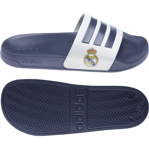 adidas Unisex Adilette SHOWER Badeschuhe Badelatsche Real Madrid