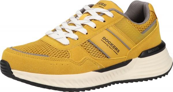 Dockers by Gerli Herren Sneaker Sneaker Low Top Halbschuh Freizeitschuh