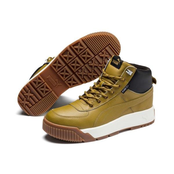 Puma TARRENZ SB PURETEX Boots hohe Sneaker Wasserdicht Moos Green