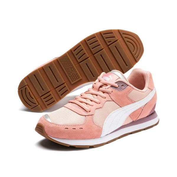 Puma VISTA Damen Sneaker Schuhe Turnschuhe Mesh Retro Beach Bud