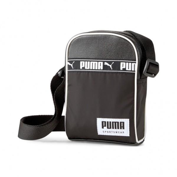 PUMA Campus Compact Portable / Schultertasche Umhängetasche