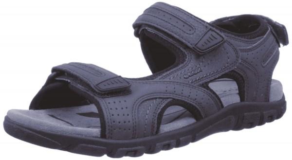 GEOX Respira Uomo Sandal Strada D Herren Sandalen Outdoor Navy Dk Grey