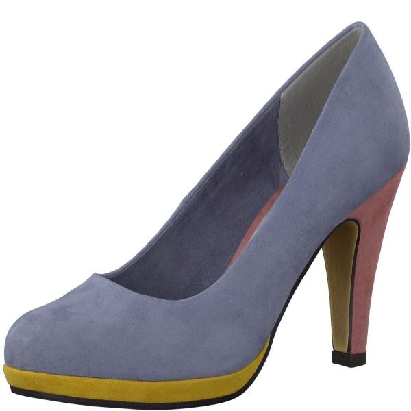Marco Tozzi Klassische elegante Damen Pumps High Heel