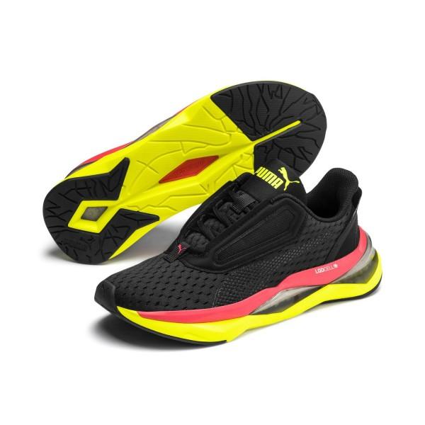 Puma LQDCELL SHATTER XT WN'S Low Top Fitnessschuhe Sneaker Schwarz