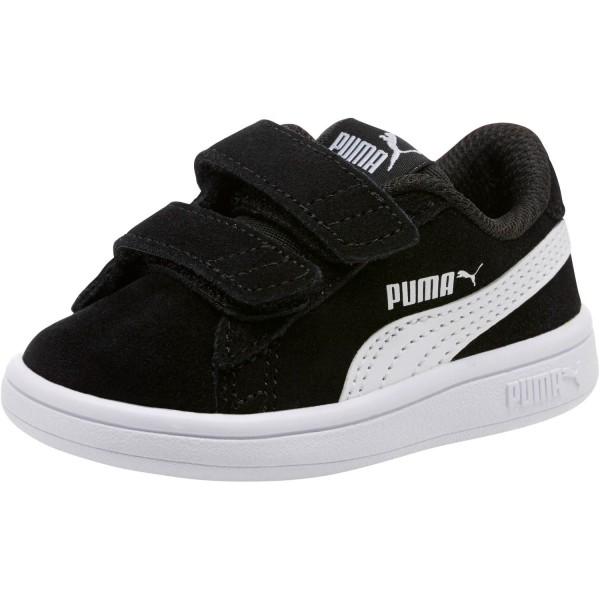 Puma Smash v2 SD V Inf Low Top Kinder Schuhe Sneaker