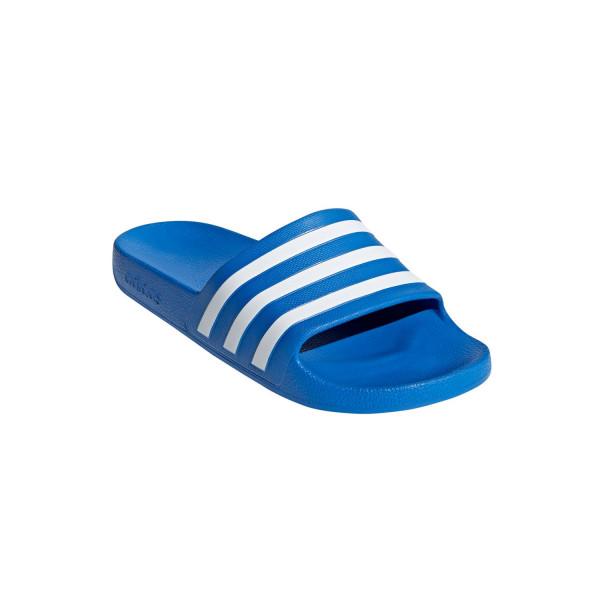 adidas Unisex Adilette Aqua Badeschuhe Badelatsche True Blue