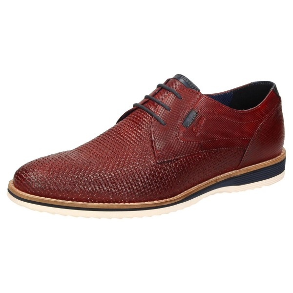 Quintero-701 by SIOUX GERMANY Business Schuhe Schnürschuhe 36512 Rosso