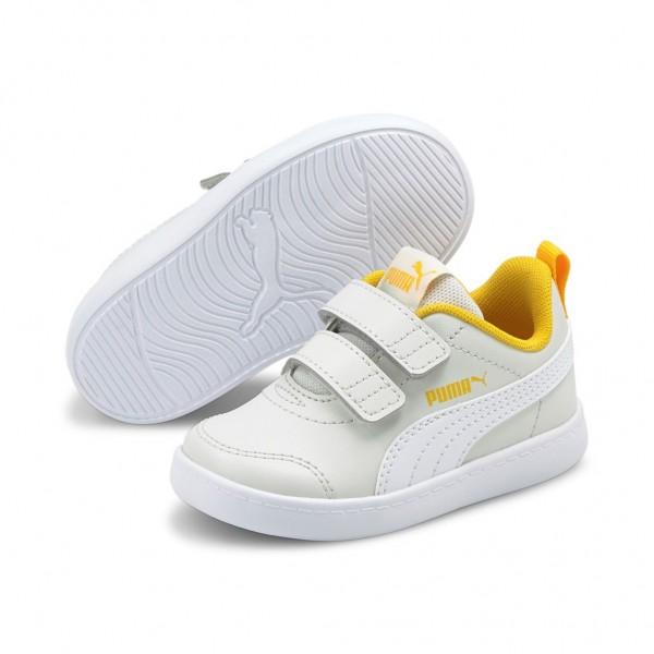 Puma Unisex Kinder Courtflex v2 v INF Sneaker Turnschuhe