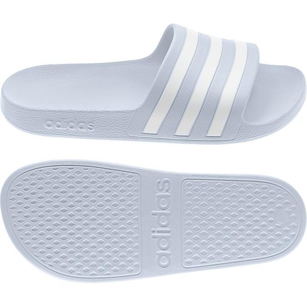adidas Adilette Aqua Badeschuhe Badelatsche Sandale Slipper Hausschuhe Slides