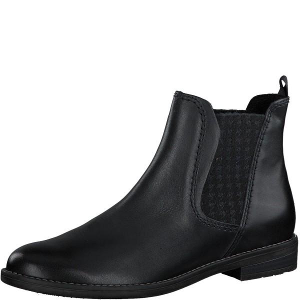 Marco Tozzi Damen Stiefeletten Chelsea Boots