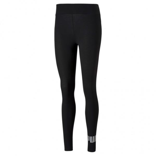 PUMA Damen ESS+ Metallic Leggings Fitnesshose 586896