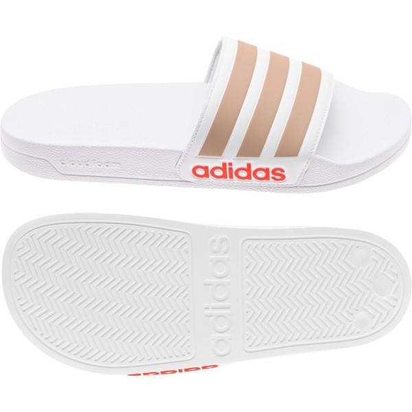 adidas Adilette Shower Badeschuhe Badelatsche Sandale Slipper Hausschuhe Slides