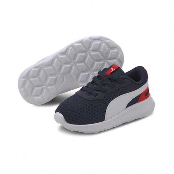 Puma ST Activate AC Inf Kinder Baby Schuhe Sneaker