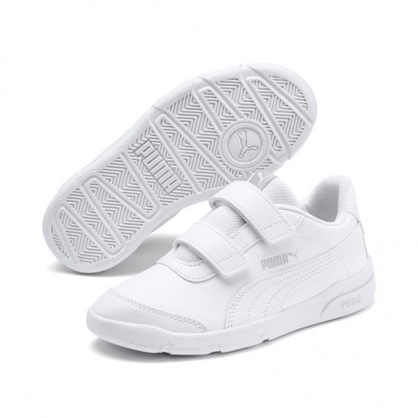 Puma Stepfleex 2 SD V PS Kinder Baby Schuhe Sneaker Pre School Halbschuh Unisex