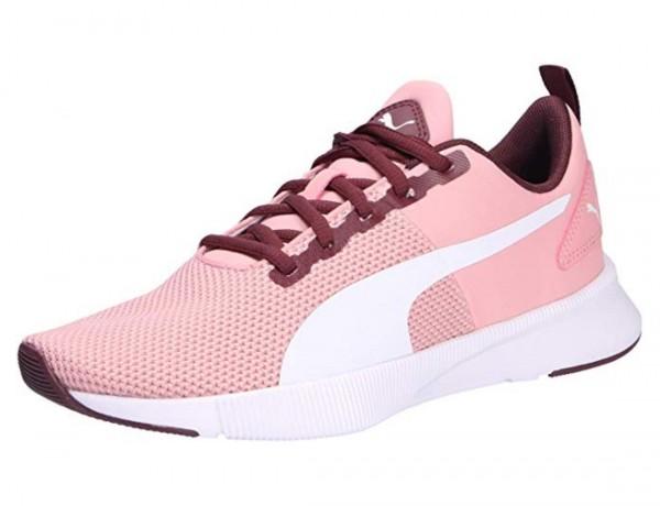 Puma Mädchen Damen Kinder Flyer Runner Jr Sneakers Turnschuhe Bridal Rose