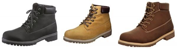 Dockers by Gerli Herren Combat Desert Boots Stiefel ANGEBOT