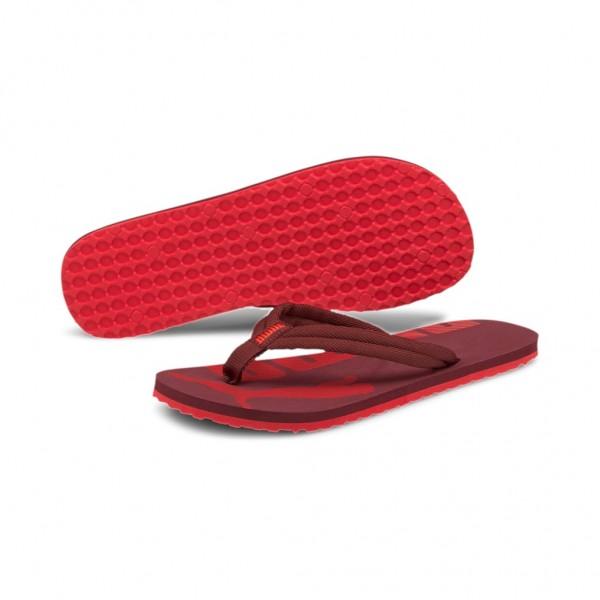 PUMA Zehentrenner EPIC Flip v2 Unisex Rot Zinfandel - Poppy Red
