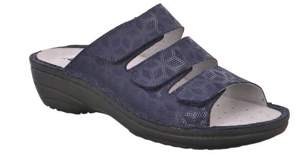 Rohde Cremona Damen Clogs Sandale Pantolette Hausschuhe Wechselfußbett