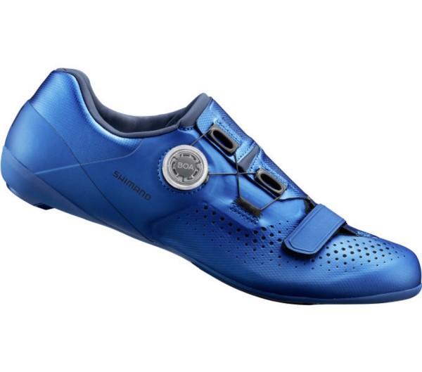 Shimano Unisex Rennrad Straßen Schuhe System SPD-SL Blau