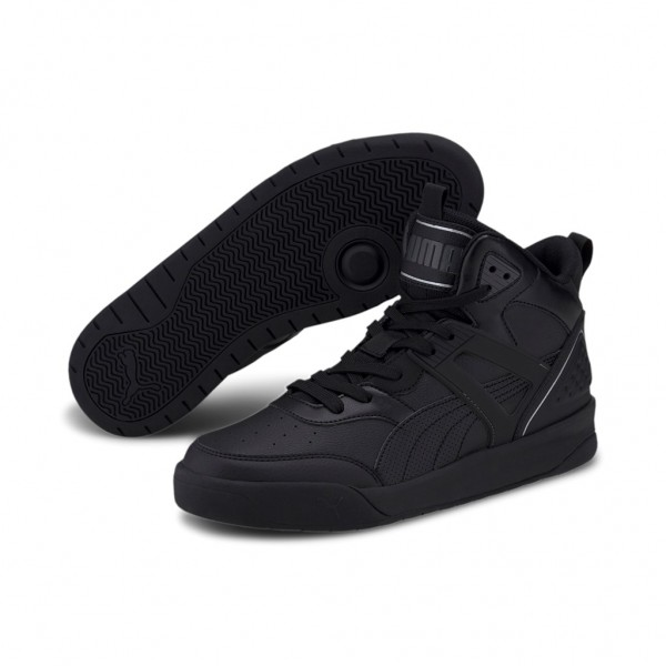 Puma BACKCOURT MID Unisex Schuhe Sneaker Mid Cut Basketballsneaker