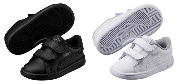 Puma Smash FUN SD V Inf Low-Top Kinder Schuhe Sneaker Laufschuhe