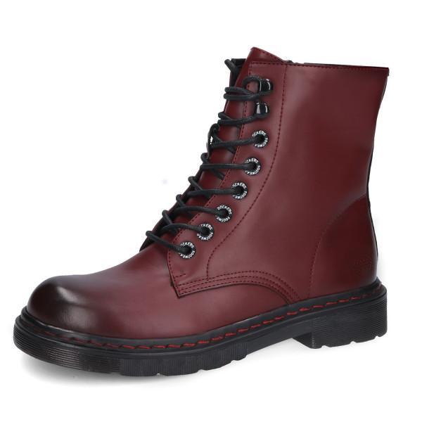 Dockers by Gerli Damen Stiefel Dessert Boots Combat Boots