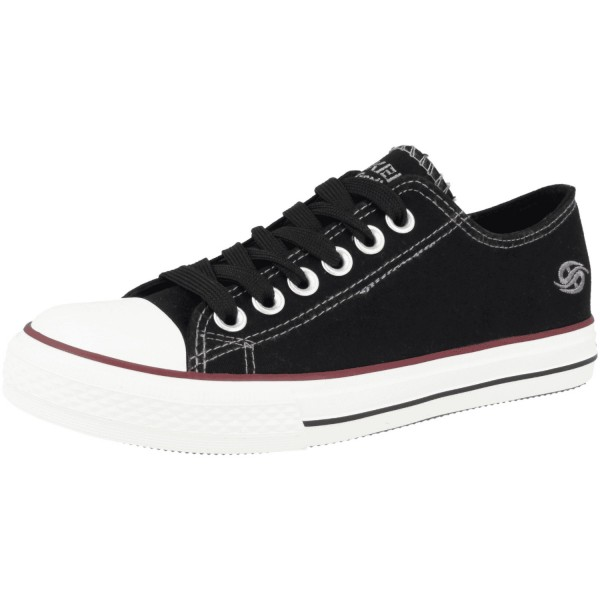 DOCKERS by Gerli Canvas Damen Sneaker Low Top Schuhe