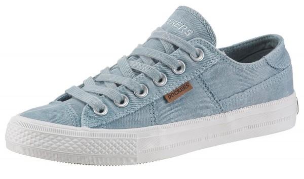DOCKERS by Gerli Canvas Damen Canvas Sneaker Schuhe